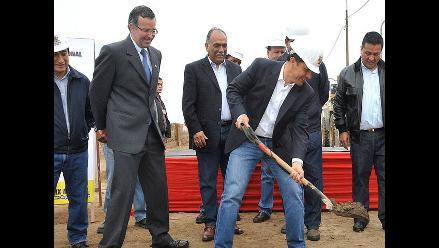 Humala: Región Callao se convertirá en un centro de atracción