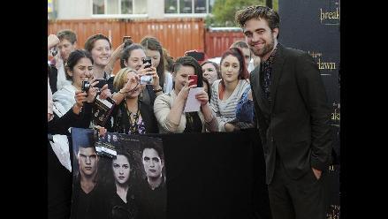 Robert Pattinson promociona Amanecer en Australia sin Kristen Stewart