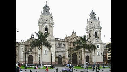 Habilitan el ingreso del público a dos criptas de la Catedral de Lima