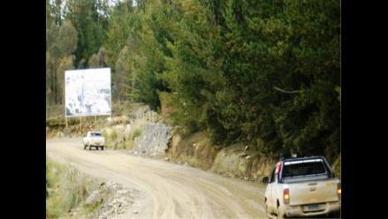 Invierten seis millones de soles en carreteras para La libertad