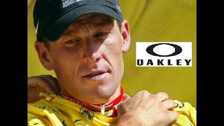 La marca de gafas Oakley también abandona a Armstrong tras fallo de la UCI