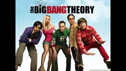 Elige tu personaje favorito de The Big Bang Theory