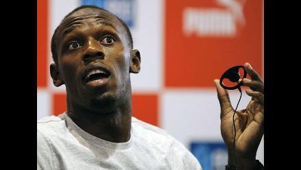 Usain Bolt: Me gustaría ser como Pelé, Mohamed Ali y Michael Jordan