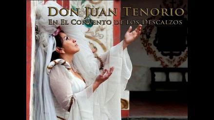 Convento de los Descalzos preparado para recibir a ´ Don Juan Tenorio´