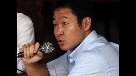 Kenji Fujimori a Raffo: Indulto es tema estrictamente familiar