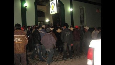 Trujillo: Dirigente ronderil asegura que hay decepción en los pueblos