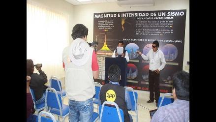Simulacro binacional de sismo y tsunami en Tacna y provincia de Ilo