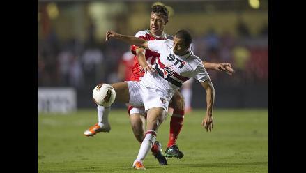 Sao Paulo empata con Liga de Loja y avanza en la Copa Sudamericana