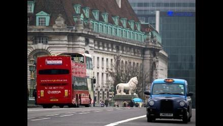 Gran Bretaña sale de la recesión gracias a Juegos Olímpicos