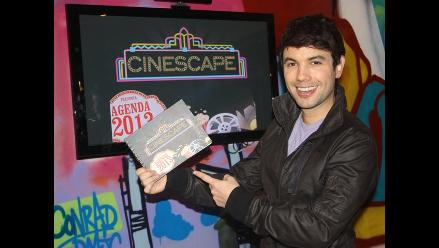 Bruno Pinasco confirma un año más de Cinescape y TEC