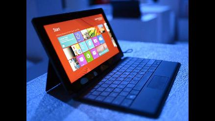 Conozca la Surface, la nueva tableta de Microsoft