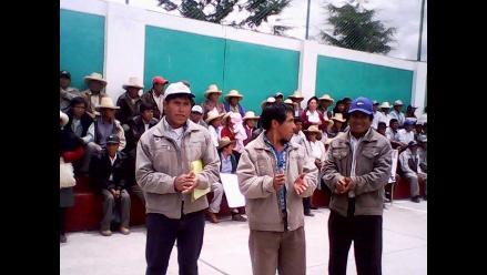 La Libertad: Reclaman electrificación de 14 caseríos andinos