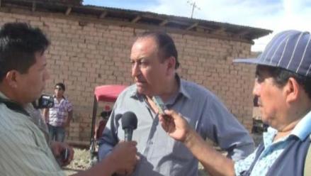 Comisionado de Ingemmet agradeció disposición de los apus de Supallacu