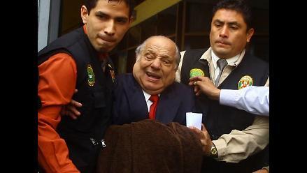 INPE procederá a tramitar documento de excarcelación de Quimper