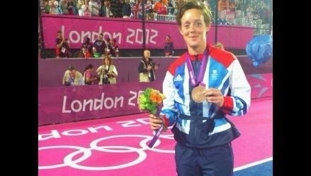 Devuelven por correo una de las medallas olímpicas robadas en discoteca