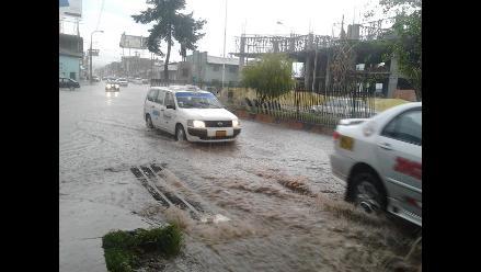 Huancayo: Advierten lluvias y vientos más intensos para noviembre