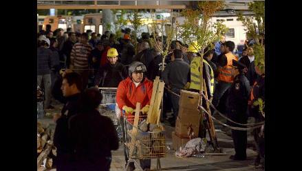 Argentina: Sigue búsqueda de sobrevivientes tras derrumbe en supermercado