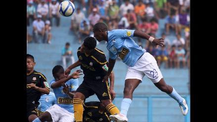 Incidencias del partido entre Sporting Cristal y Cobresol