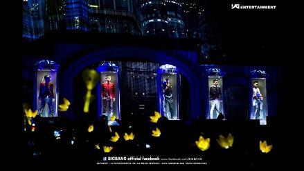 Se acerca: Big Bang ofrece gran concierto en Manila