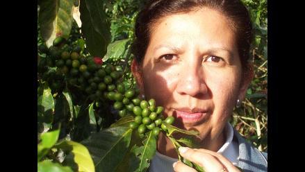 Orestes Adrianzén Delgado: produciendo café orgánico