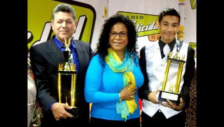 Orgullo Criollo de Radio Felicidad premia a mejores nuevos talentos