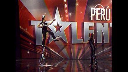 Perú Tiene Talento: Joven realiza acrobacias como John Travolta