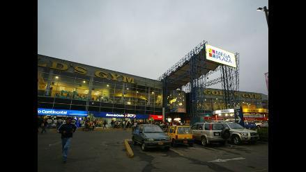 Representantes de Mega Plaza desmienten supuestos saqueos en locales
