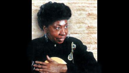 Los gloriosos 90 años de nuestra folclorista negra Victoria Santa Cruz