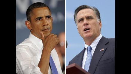 Obama y Romney dividen Hollywood: conozca a quién apoyan los famosos