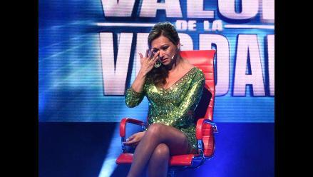EVDLV: Naamín Timoyco confesó haber sido dama de compañía