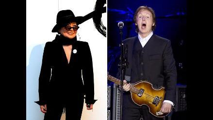 Paul McCartney: ´Yoko Ono no separó a The Beatles´