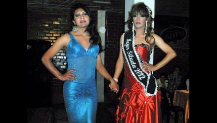 Miss Pomalca ganó el Concurso de belleza ´Lambayeque Gay 2012´