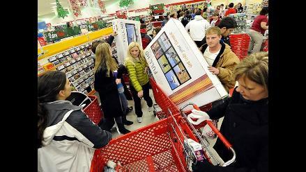 Gasto de consumidores en EEUU subió 0,8 % en setiembre