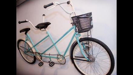 Subastarán  bicicletas rescatadas de chatarrerías