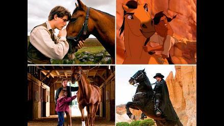 Conoce a los caballos más famosos de Hollywood