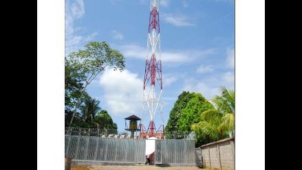 Comunidades de la selva central acceden a servicios de telecomunicaciones