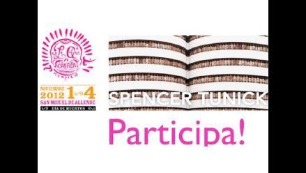 Spencer Tunick conmemorará en México con desnudos el Día de Muertos
