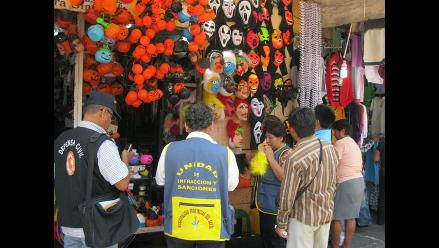 Piura: Locales sin permiso por Halloween o el Día de la Canción Criolla