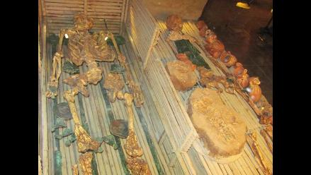 Casma: Hallan osamenta de personaje ancestral en excavaciones