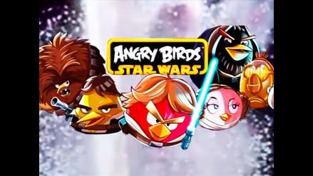 Vea cómo se juega Angry Birds Star Wars en su nuevo tráiler