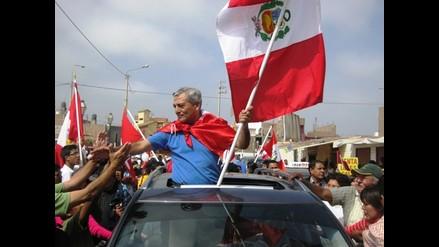 Elidio Espinoza: ´Estoy habilitado para la política pese a juicio´