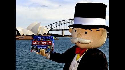 Sidney tendrá su edición especial en el juego de mesa Monopolio