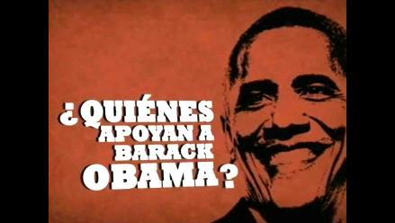 Romney vincula a Obama con Chávez, los Castro y el Che en publicidad