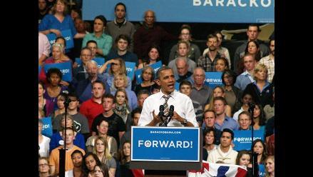 Elecciones en EEUU: Barack Obama promete defender a clase media