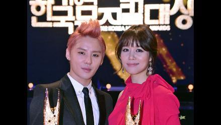 Junsu de JYJ gana premio a Mejor Actor en los The Korea Musical Awards