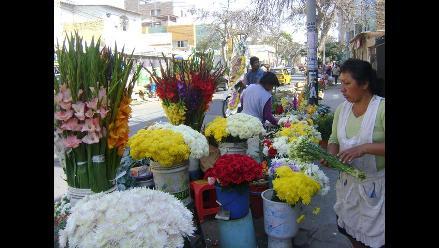 Venta de flores se dispara por Día de Todos los Santos