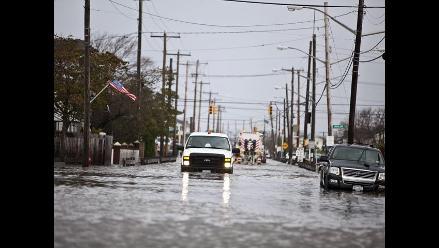 Daños de huracán Sandy alcanzan 50 mil millones de dólares en EEUU