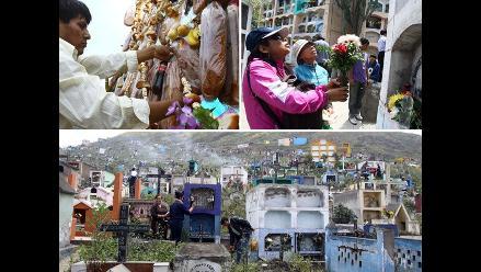 Villa María del Triunfo celebra el ´Día de Todos los Santos´
