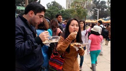 La verdad de las comidas al paso en Perú