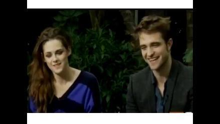 Kristen Stewart y Robert Pattinson aparecen en TV tras reconciliación